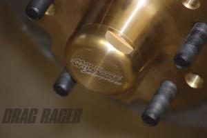 Drag Racer brake