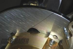 Drag Racer rotor